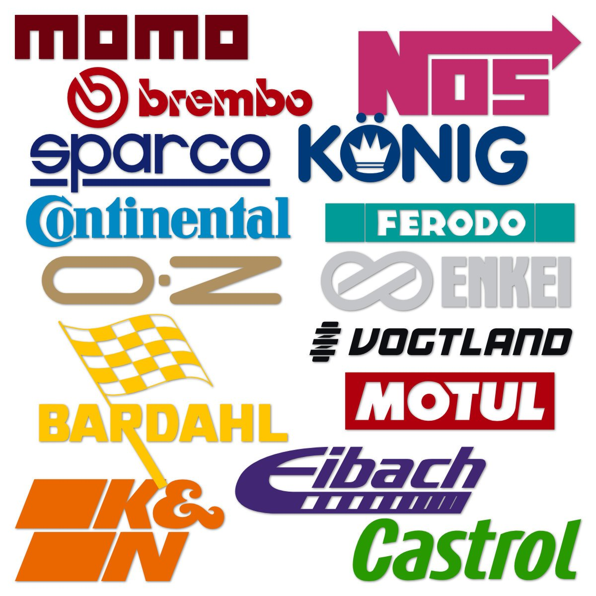 Car Tuning Brands