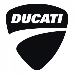ducati logo decal sticker